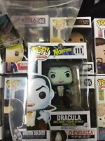 FUNKO POP! Movies Universal Monsters Dracula #111 Vaulted FREE POP PROTECTOR