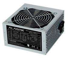 ALIMENTATORE 500W PC DESKTOP CASE ATX 24 20+4 PIN VENTOLA 12CM 2xSATA 2xIDE BULK