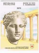 Frankrijk booklet postfris 1972 MHN 1815-1816 - Rode Kruis / Red Cross (K025)