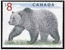 Timbre Animaux Ours Canada 1539 ** année 1997 lot 23261 - cote : 16 €