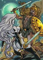 Lady Death Holochrome Collector Cards Lot 2 (Choose One)