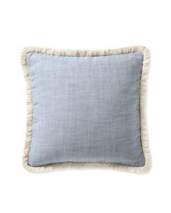 Serena & Lily Coastal Blue Bowden Pillow Cover- Set Of 2