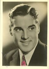 Vintage PHIL REGAN Signed Photo