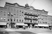 "1907 Draper Hotel, Northampton, MA Vintage Photograph 11"" x 17"" Reprint"