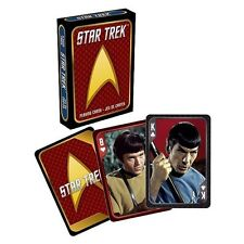 STAR TREK. Official Deck Playing Cards. Original Serie. Baraja de Poker. Nueva