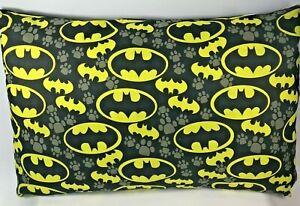Pet Bed Removable Washable Zipped Cover OnlyBatman Superman Wonder Woman 27x39