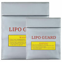 Waterproof Fireproof Bag RC Lipo Lithium Polymer Battery Safety Guard Charge Bag