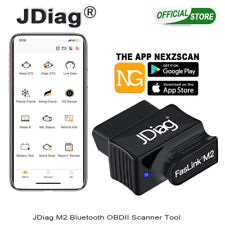 OBD2 Scanner Tool Check Engine Light Code Reader Bluetooth Pro BlueDriver FIXD