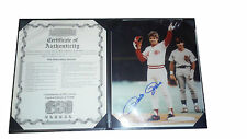 The Collection Compliments Of SBCGLOBAL Pete Rose Limited Edition Signed 8x10