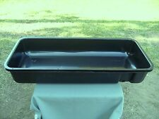 """New !!!  2 pcs  35 1/4"""" Long x 15 1/4"""" wide Hydroponic Growing Trays With Lids"""
