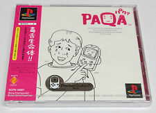 PAQA PocketStation PS1 Sony PlayStation PSOne Japan JPN * Brand NEW Sealed *