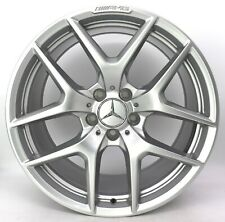 1x 19Zoll Original Mercedes GT GT C C190 AMG Alufelge A1904010400 11x19 ET68 HA