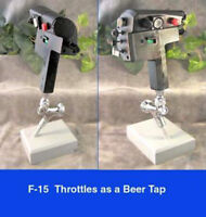 Aircraft stick grip HH-60 Helicopter stick grip as beer tap