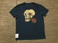 Lucky Brand Mens Large Johnson Motors Inc Coolhous Studio Tee T Shirt