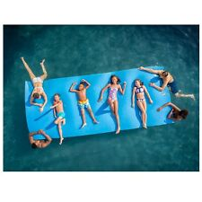 New listing Floating Oasis Water Pad Teal/Blue