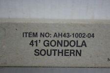 "Bachmann #AH-43-1002-D4, HO, ""US Army Gondola 4077th M*A*S*H""  NOS,C-7, (3192)"