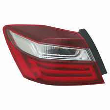 Fits For 2016 2017 Honda Accord Sedan Tail Light Left Driver 33550-T2A-A21