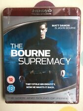 The Bourne Supremacy HD-DVD Factory Sealed