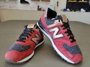 New Balance 574 W Width Athletic Shoes