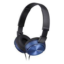 Sony MDRZX 310 Auriculares plegables-Azul Metálico-Nuevo