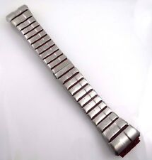 30 mm NOS Nike Red Rubber and Metal Watch Band