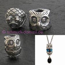 TROLLBEADS Anhänger für Fantasy Kette Nachteule - Night Owl TAGPE-00009 / 12914