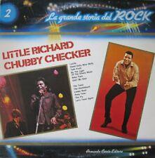 LITTLE RICHARD / CHUBBY CHECKER - LA GRANDE STORIA DEL ROCK 2 - LP