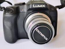 Panasonic LUMIX DMC-G6 16.0 MP Digital Camera -Black  BODY ONLY