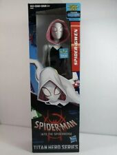 "Spider-Gwen 12"" Inch Marvel PowerFx Spider-man Titan Hero Series Figure New Doll"