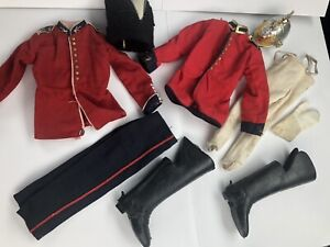 Vintage Action Man - Life Guards & Grenadier Guards Uniforms  - Part Outfits