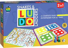 Kids Ludo Snakes And Ladders Playing With children game (whole family)