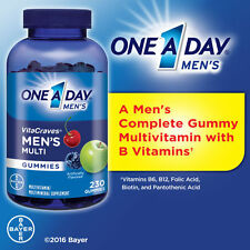 One A Day® VitaCraves Mens Multi, 230 Gummies