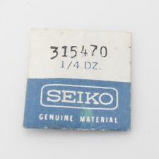 Seiko Balance Staff 315-470 For 4005A, 4006A, 6215A, 6216A, 6245A, 6246A Part