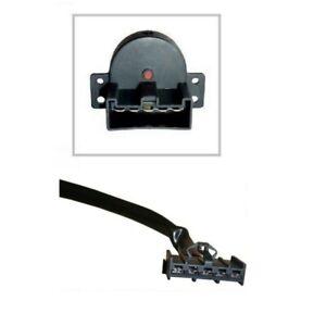 Commande + prise de ventilation de chauffage Citroen boxer ducato jumper OE 1607