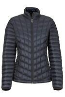 Marmot Featherless Jacket Women  leichte Isolierjacke für Damen  schwarz