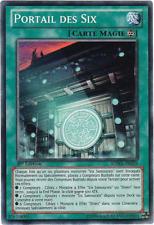 1x Yugioh SDWA-EN029 Gateway of the Six Common Card