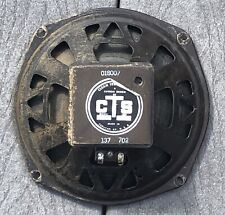1967 Cts 8� Speaker for Guitar Amp. Fender, Gibson, Guild. Needs Recone!