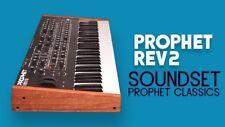 """*** DSI PROPHET REV2  """"PROPHET CLASSICS"""" SOUNDS / NEW PATCHES ***"""