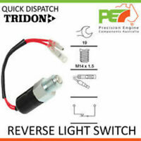 * TRIDON * Reverse Light Switch For Holden Rodeo - Petrol RA03 - DX, LX & LT