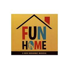 Michael Cerveris, Judy Kuhn, Lisa Kron - Fun Home (A New Broadway Musical)