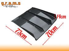 Universal 70cm varis Difusor De Estilo/bajo bandeja + Centro Aletas para carreras Aero V6
