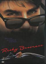 DVD: Risky Business (1997 U.S. Digipak) * TOM CRUISE * REBECCA DE MORNAY
