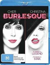 Burlesque (Blu-ray, 2011) - New/Sealed Region B