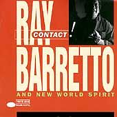 1 CENT CD Contact! - Ray Barretto