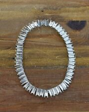 Mexican Necklace Vintage Sterling Silver
