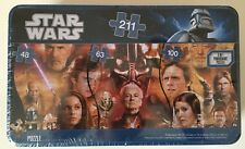 Star Wars 3 In 1 Panoramic Puzzle