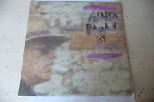 """GINO PAOLI"""" 8VIVO-disco 33 giri DOPPIO-FONIT It 1989"""" PERFETTO"""