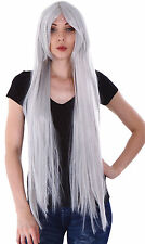 Sexy Women Anime Cosplay Party Full Wigs Long Straight Women's Hair Wigs