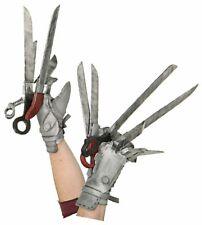 Edward Scissorhands Deluxe Adult Gloves Hands Rubies Halloween