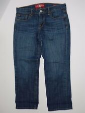 LUCKY BRAND Women's 'Sweet N Crop' Medium Wash Jeans Size 4/27
